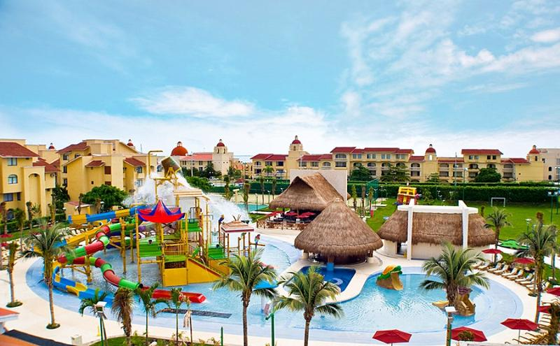 Sports and Entertainment All Ritmo Cancun Resort & Water Park