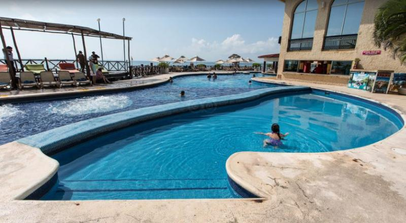 Pool All Ritmo Cancun Resort & Water Park