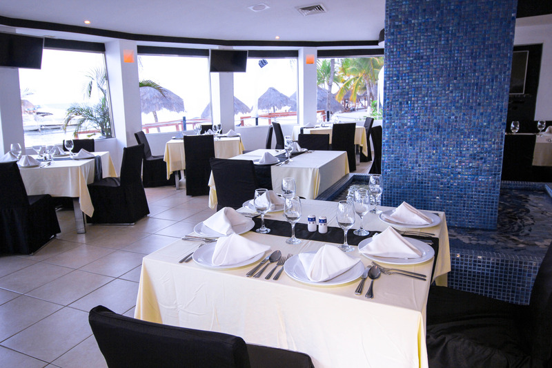 Restaurant All Ritmo Cancun Resort & Water Park