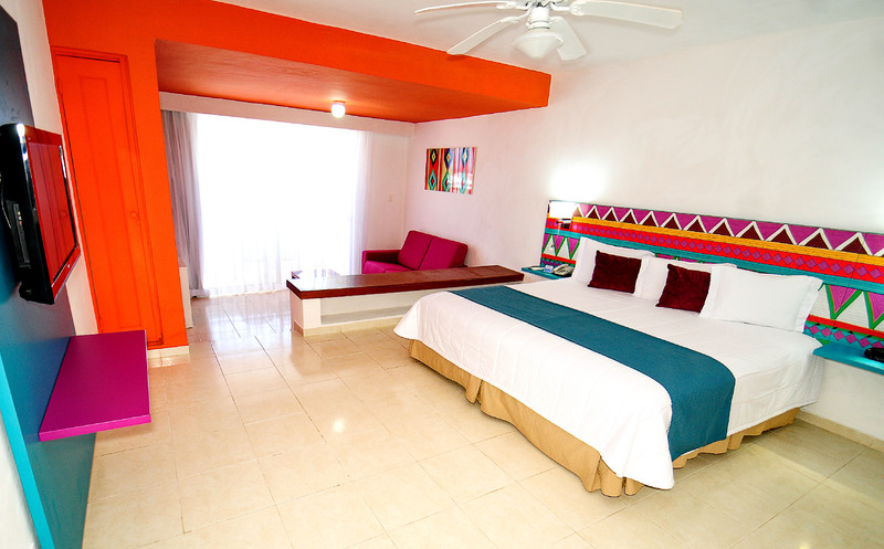 Room All Ritmo Cancun Resort & Water Park
