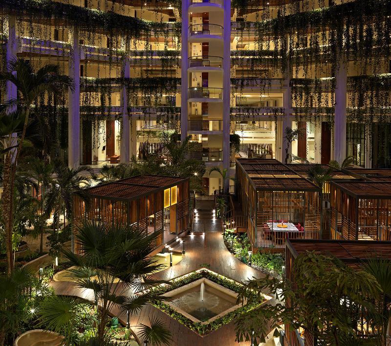 General view Paradisus Cancun All Inclusive Resort