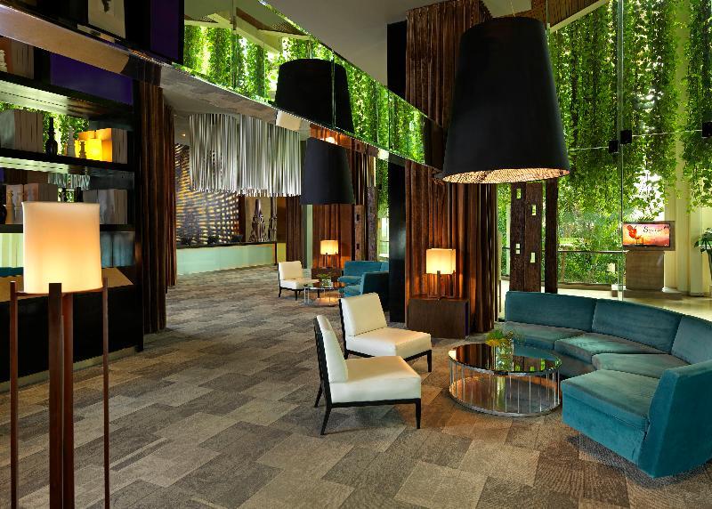 Lobby Paradisus Cancun All Inclusive Resort