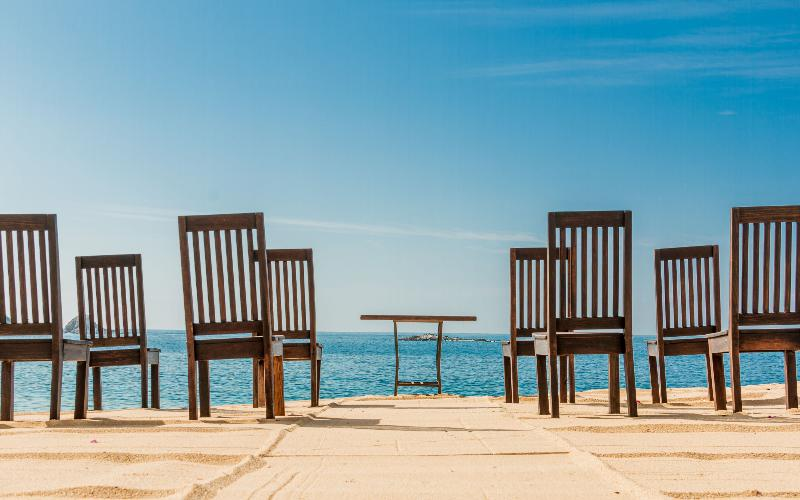 General view Camino Real Zaashila Huatulco
