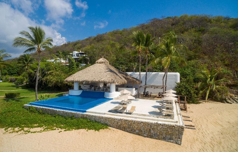 Restaurant Camino Real Zaashila Huatulco
