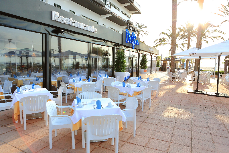Restaurant Gran Hotel Delfin