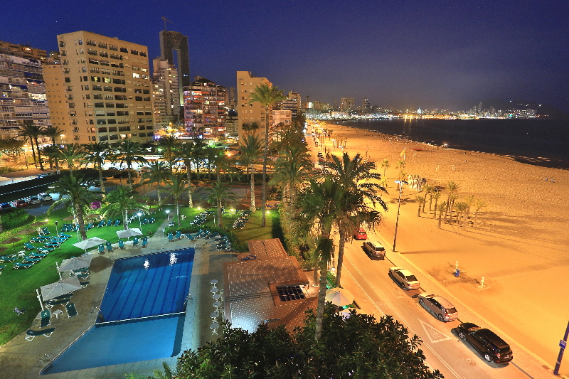 Beach Gran Hotel Delfin