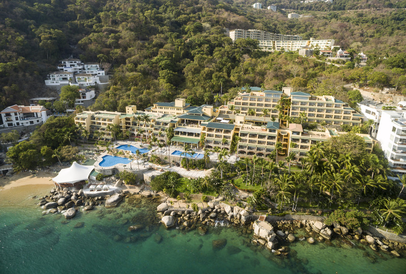 General view Camino Real Acapulco Diamante