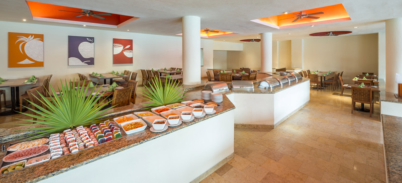 Restaurant Camino Real Acapulco Diamante
