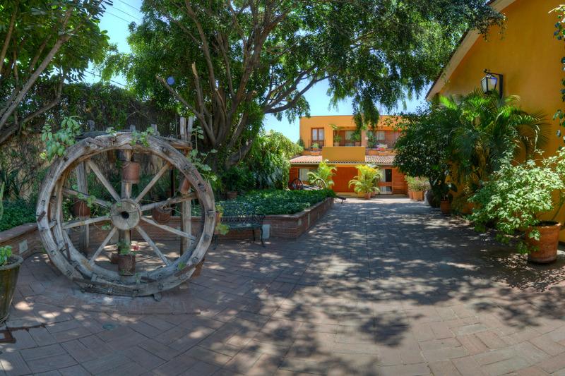 Hacienda la Noria - Hotel - 5
