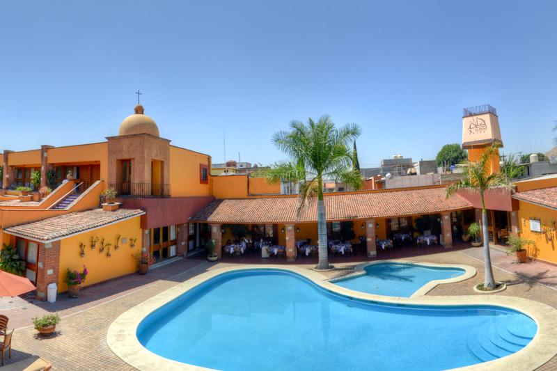 Hacienda la Noria - Pool - 10