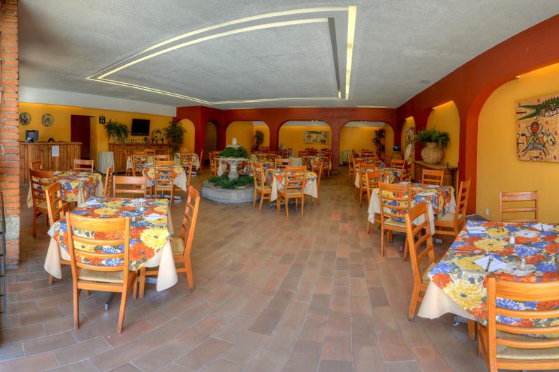 Hacienda la Noria - Restaurant - 3