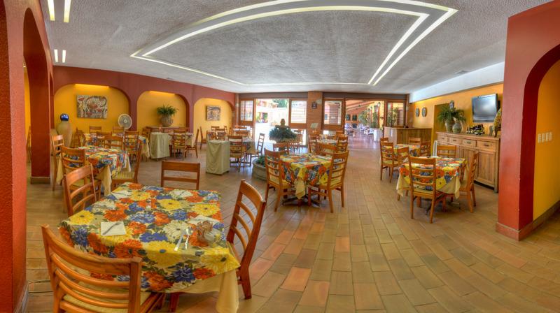 Hacienda la Noria - Restaurant - 12