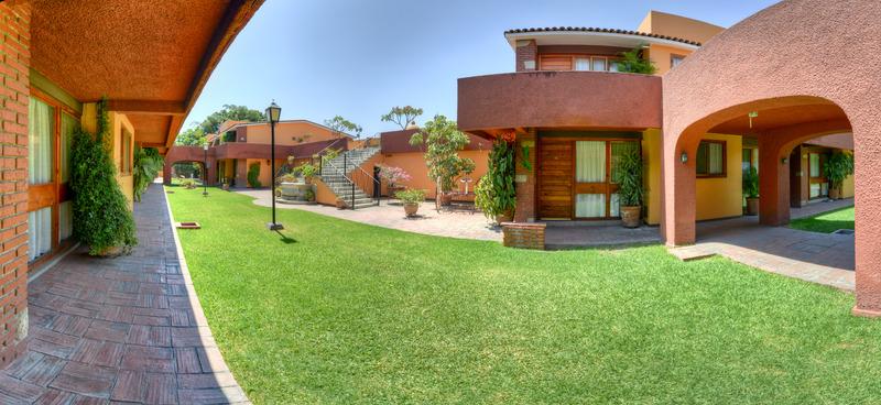 Hacienda la Noria - Terrace - 13