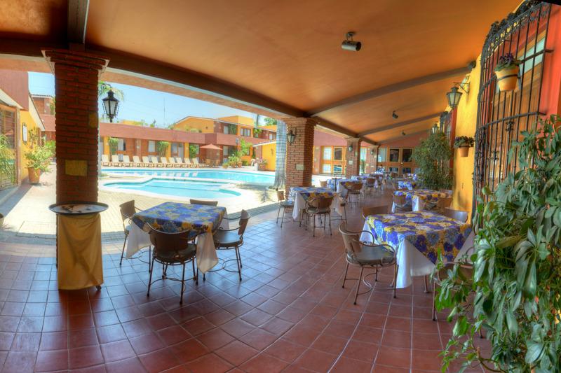 Hacienda la Noria - Terrace - 14