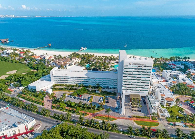 General view Presidente Intercontinental Cancun Resort