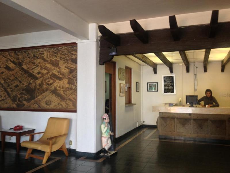 Lobby Del Parque