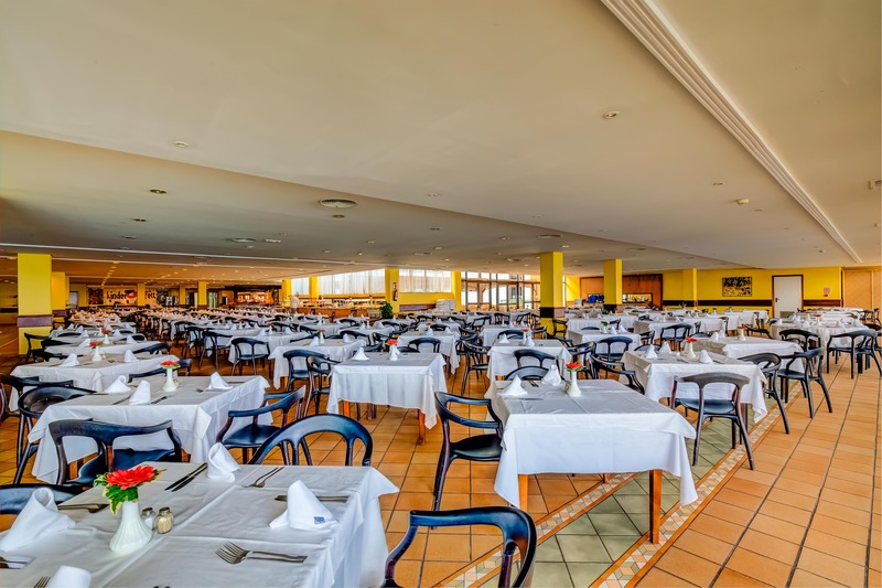 Restaurant Sbh Club Paraiso Playa