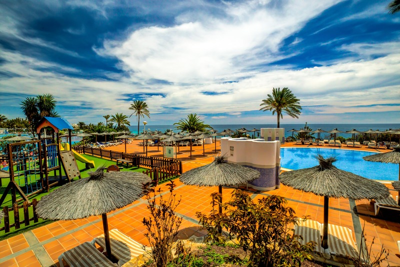 Terrace Sbh Club Paraiso Playa