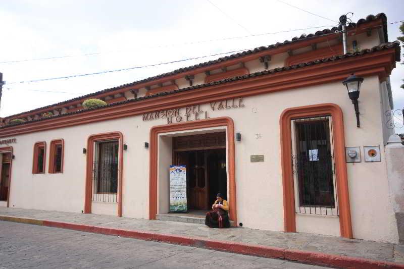 Foto del Hotel Mansion del Valle del viaje mexico total