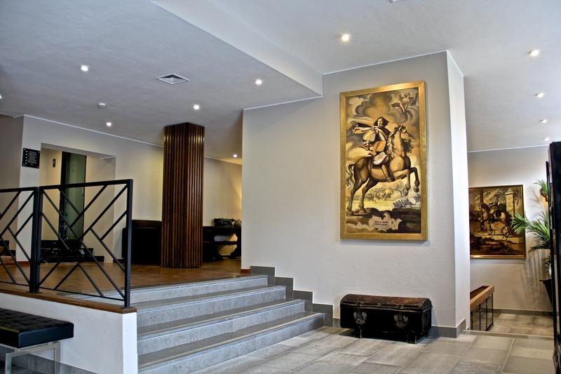 Lobby D. Luís - Elvas