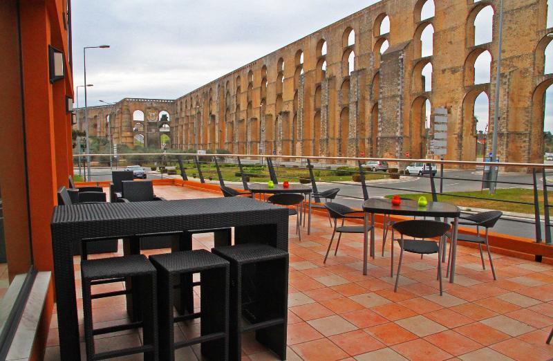 Terrace D. Luís - Elvas