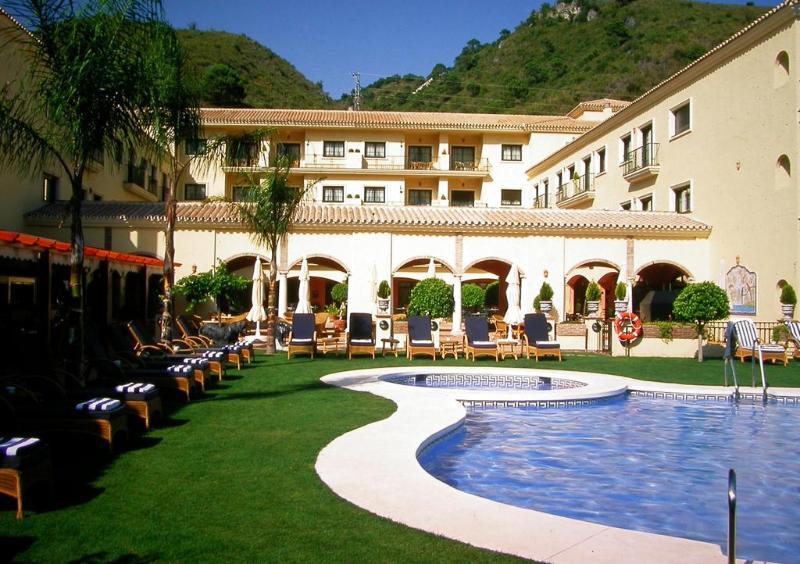 General view Gran Hotel Benahavis Spa