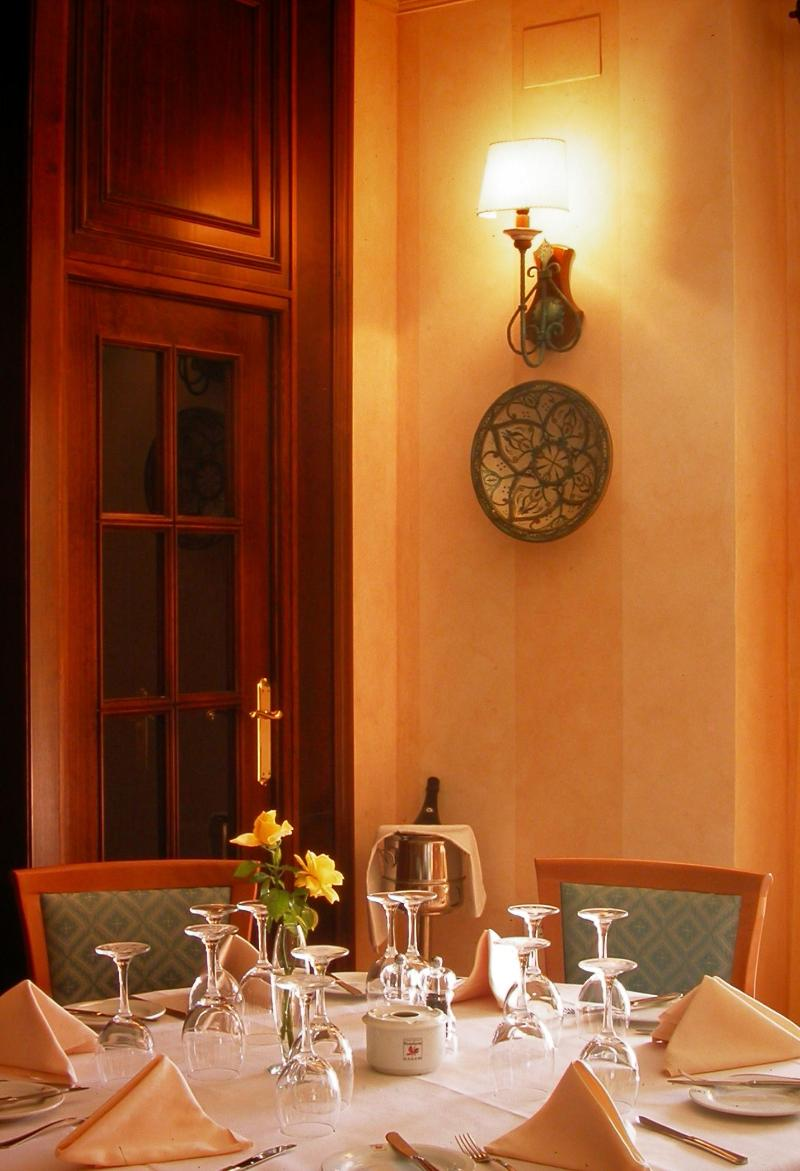 Bar Gran Hotel Benahavis Spa