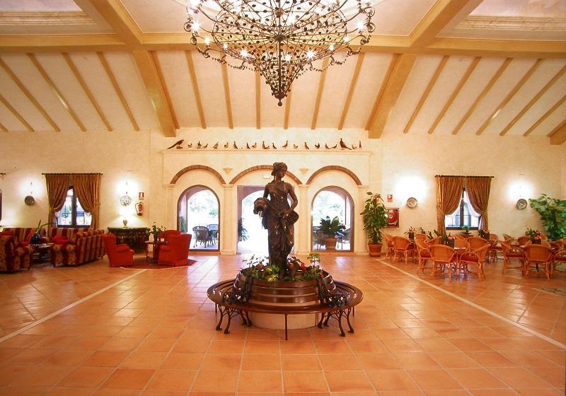 Lobby Gran Hotel Benahavis Spa
