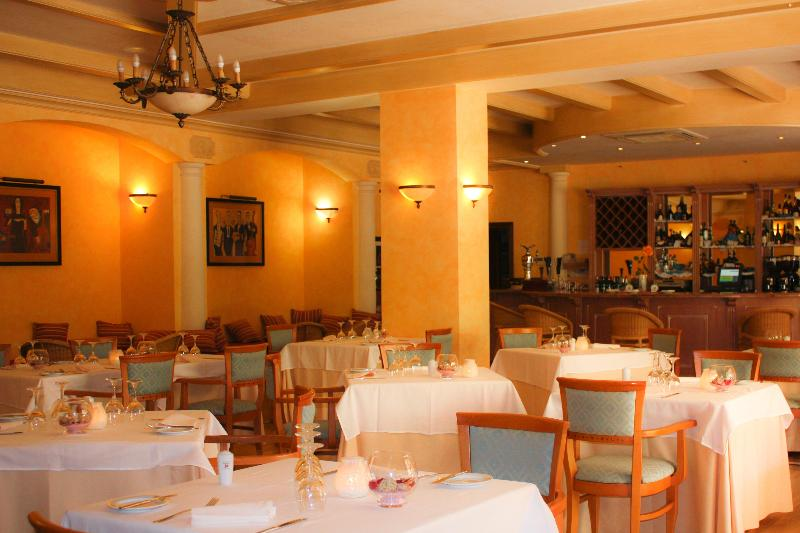Restaurant Gran Hotel Benahavis Spa