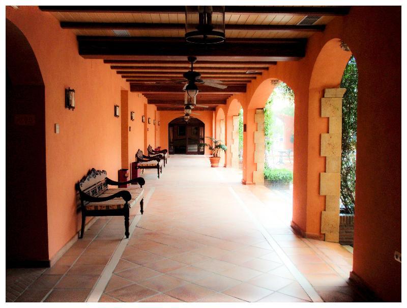 Terrace Gran Hotel Benahavis Spa