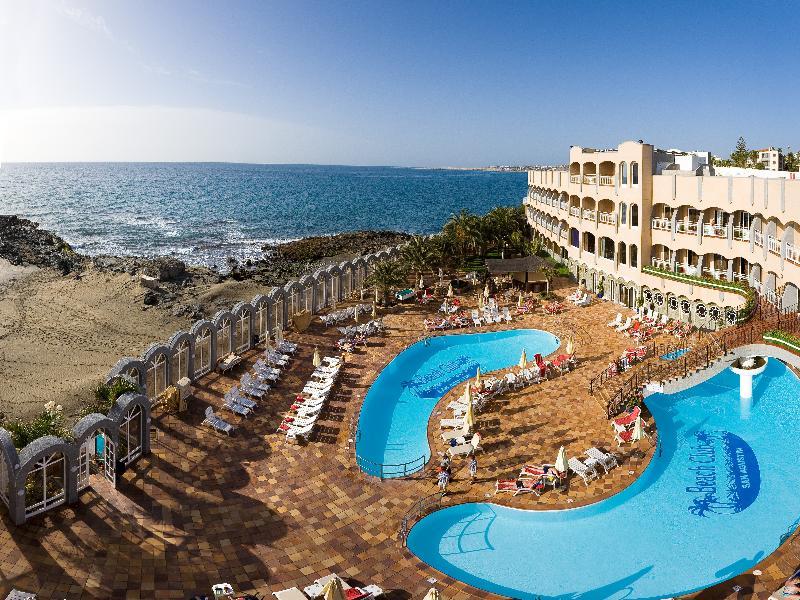 General view San Agustin Beach Club