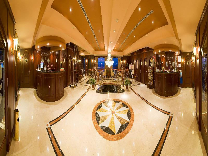 Lobby San Agustin Beach Club