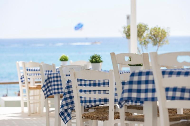 Restaurant Constantinos The Great Beach Hotel