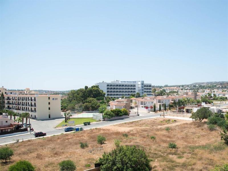 General view Polycarpia