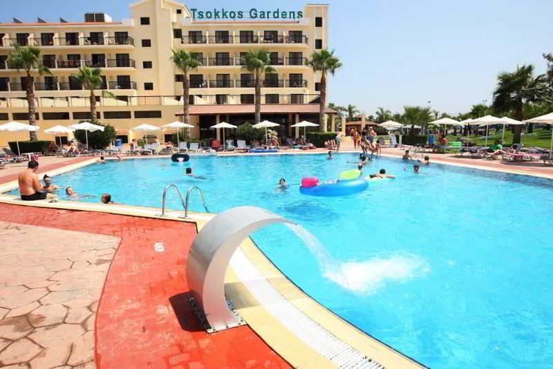 Pool Tsokkos Gardens Apt.