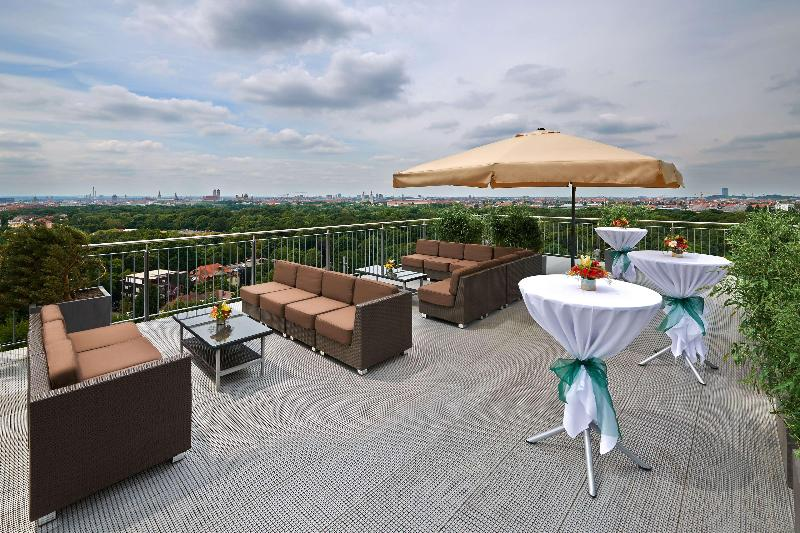 General view Hilton Munich Park