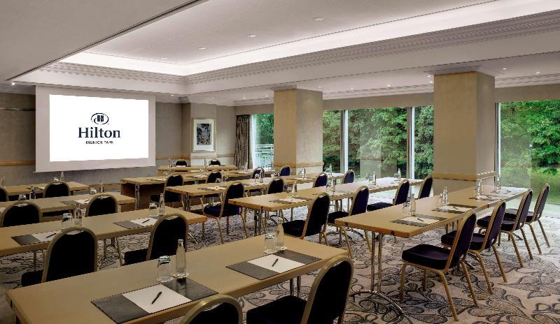 Conferences Hilton Munich Park