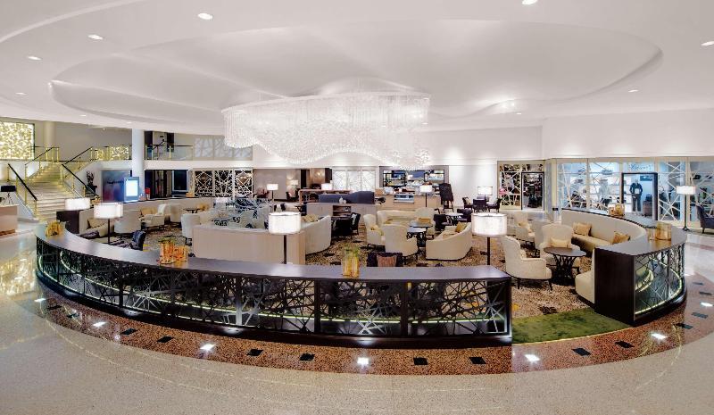 Lobby Hilton Munich Park
