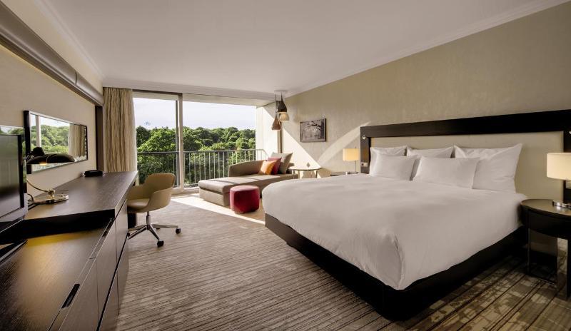 Room Hilton Munich Park