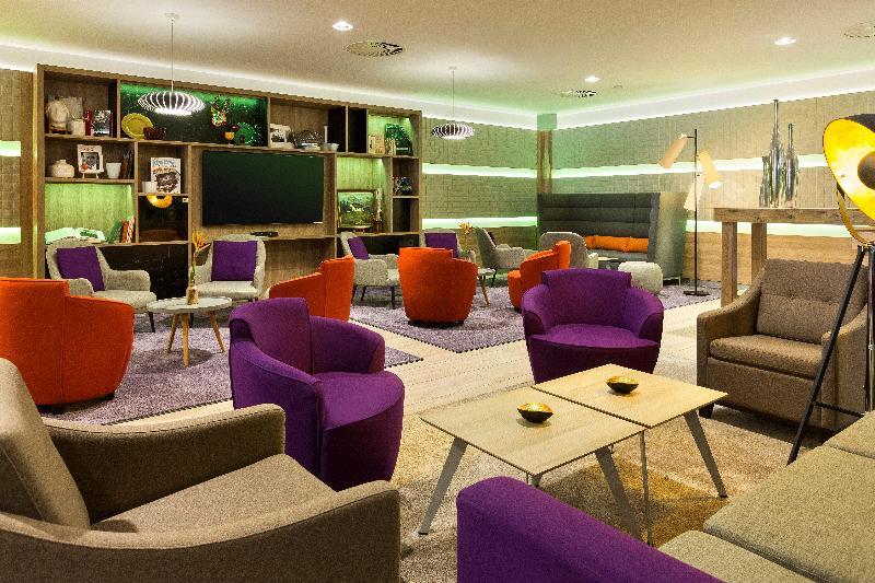 Lobby Holiday Inn Munich - City Centre