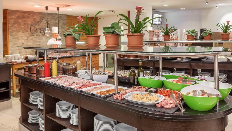 Restaurant Holiday Inn Munich - City Centre