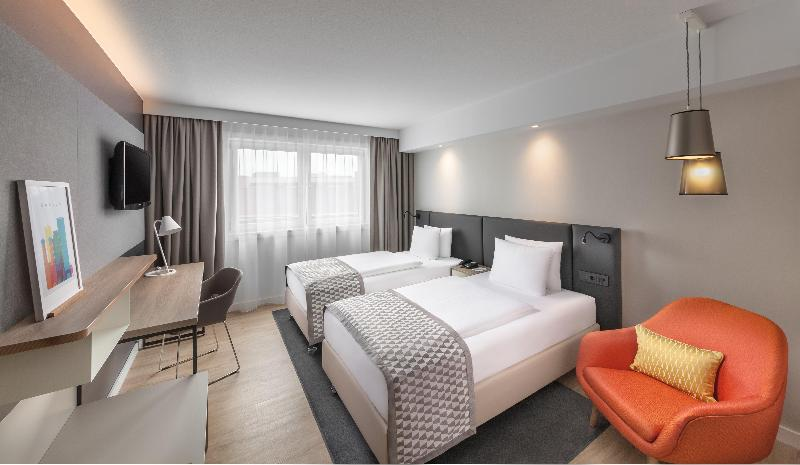 Room Holiday Inn Munich - City Centre