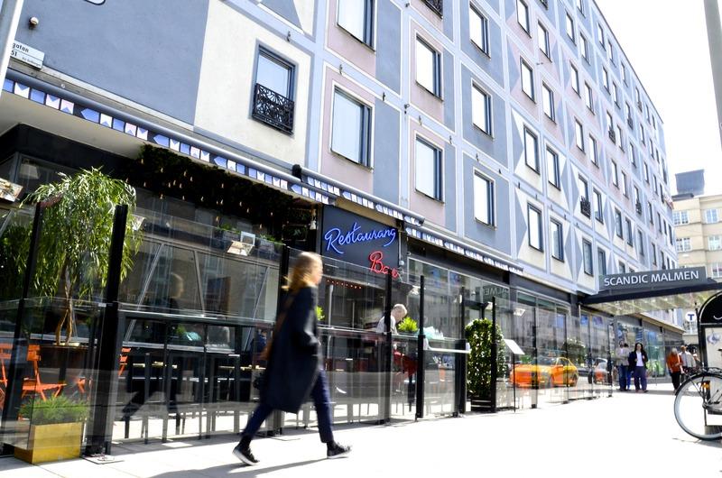 General view Scandic Malmen Stockholm