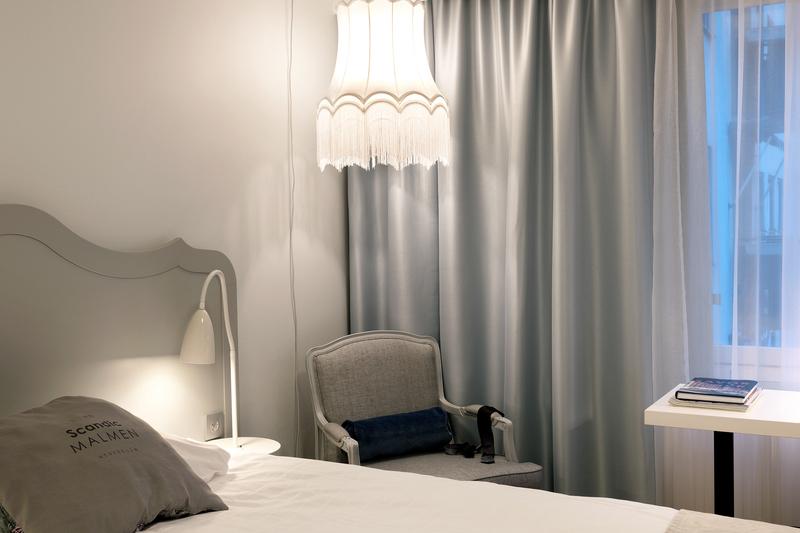 Room Scandic Malmen Stockholm