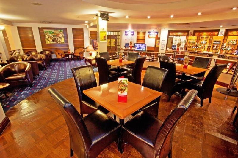 General view Britannia Hotel Manchester Airport