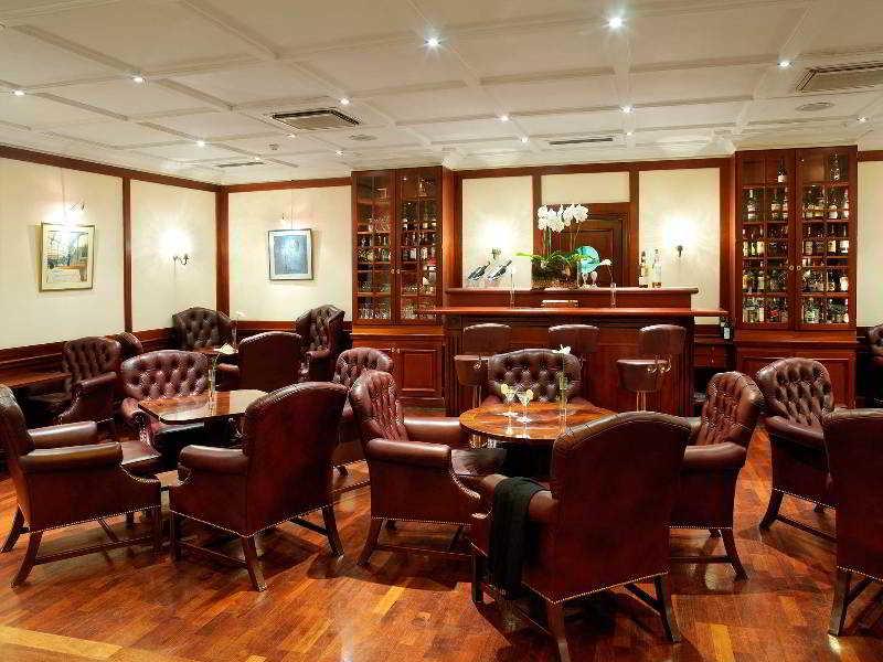 Bar Eurostars Montgomery
