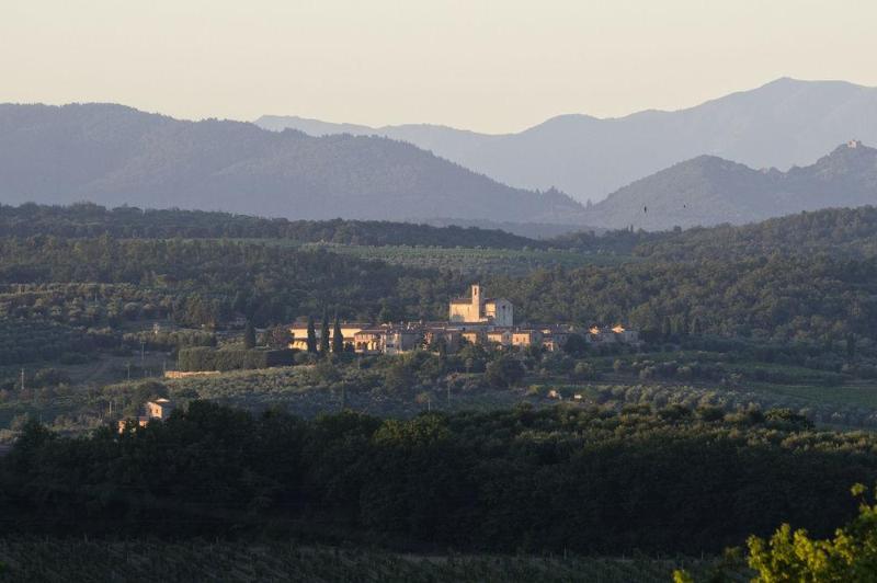 General view Villa Scacciapensieri
