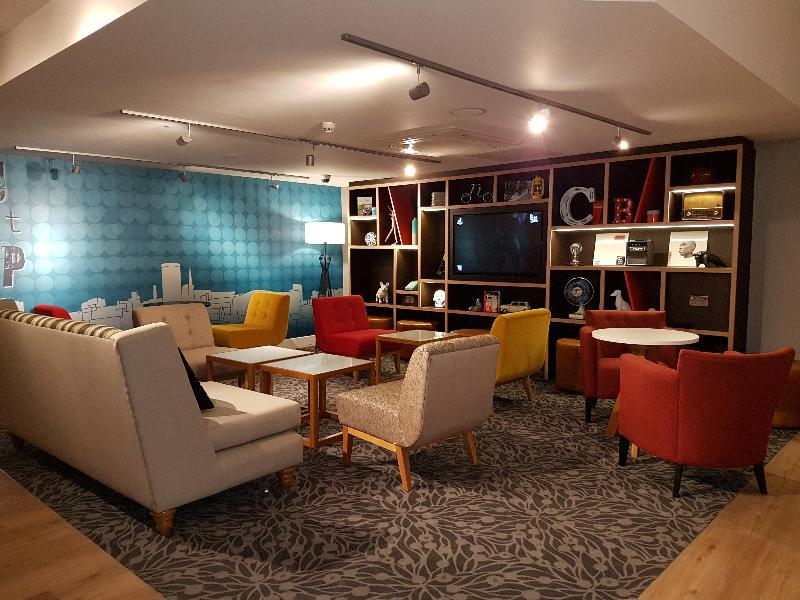 Lobby Holiday Inn Birmingham City Centre