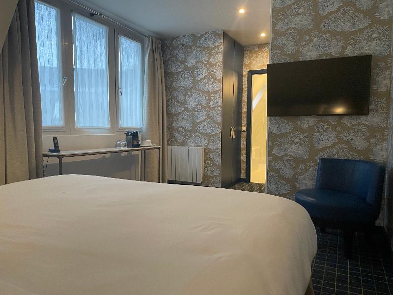 Room Pergolese Paris