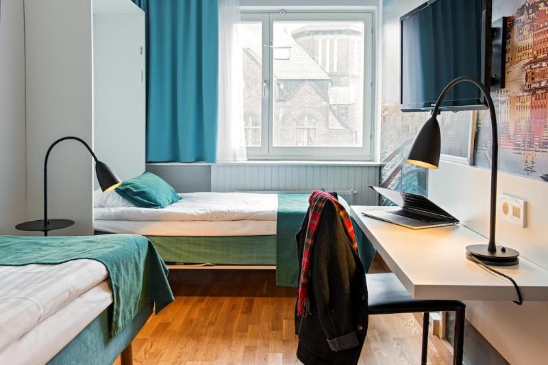 Room Scandic Sjofartshotellet Stockholm